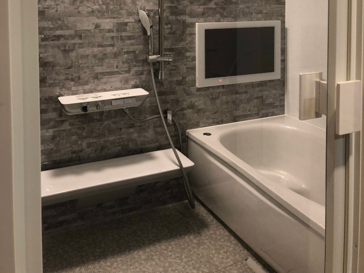 東区T様邸 浴室リフォーム事例