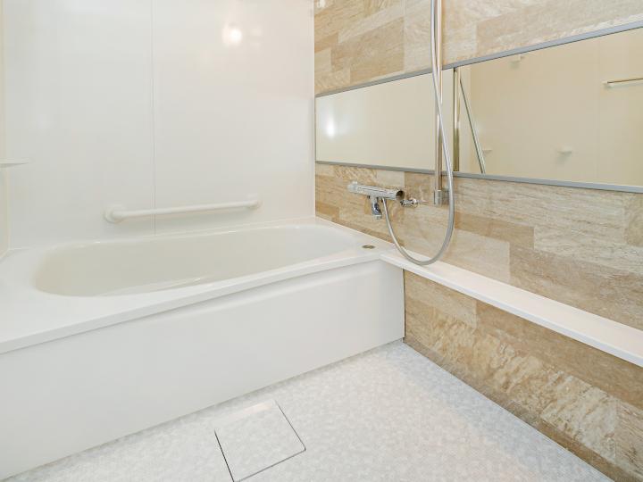 中央区Y様邸 浴室リフォーム事例
